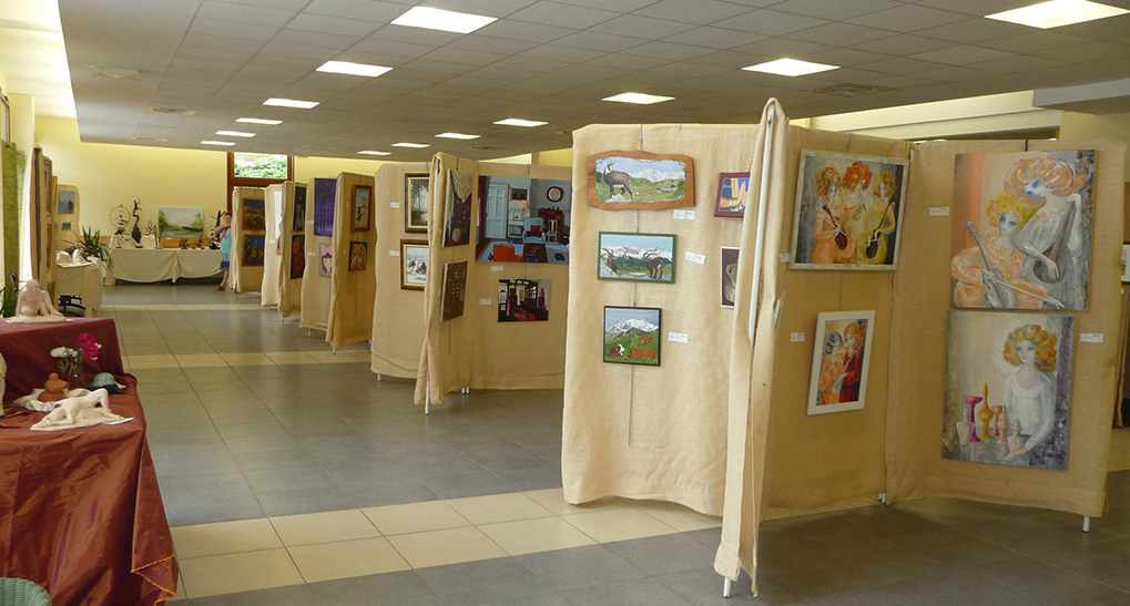 photo exposition interieure