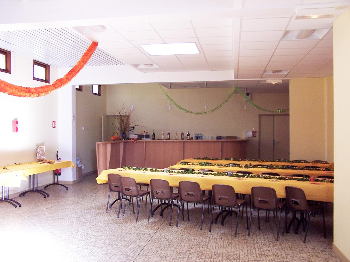 Salles de fêtes de Dullin