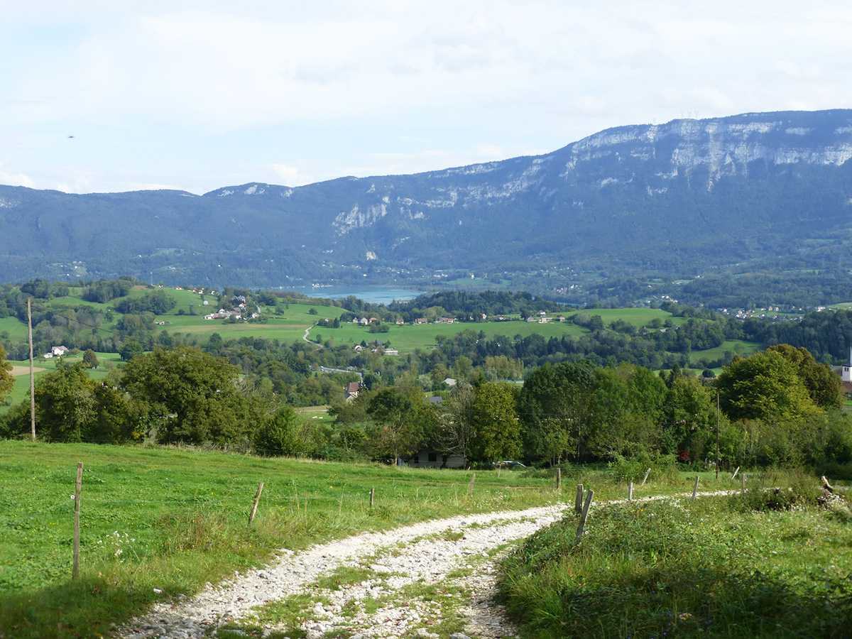 Sentier - Dullin