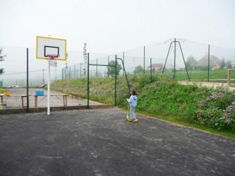 Terrain de Basket - Dullin