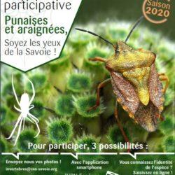 Le Conservatoire des Espaces Naturels de Savoie vous invite à participer à une enquête