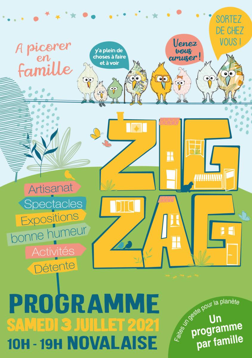2e édition de ZIG ZAG